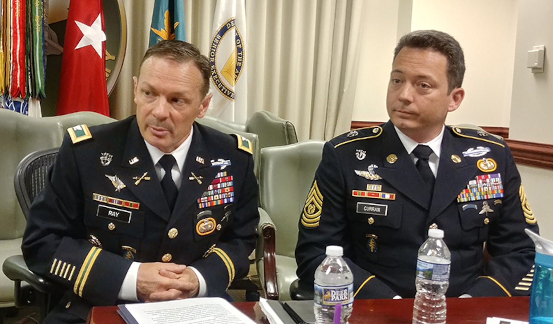 Relationship with Allies Key to Maintaining Competitive Edge, Says Special Forces Commander