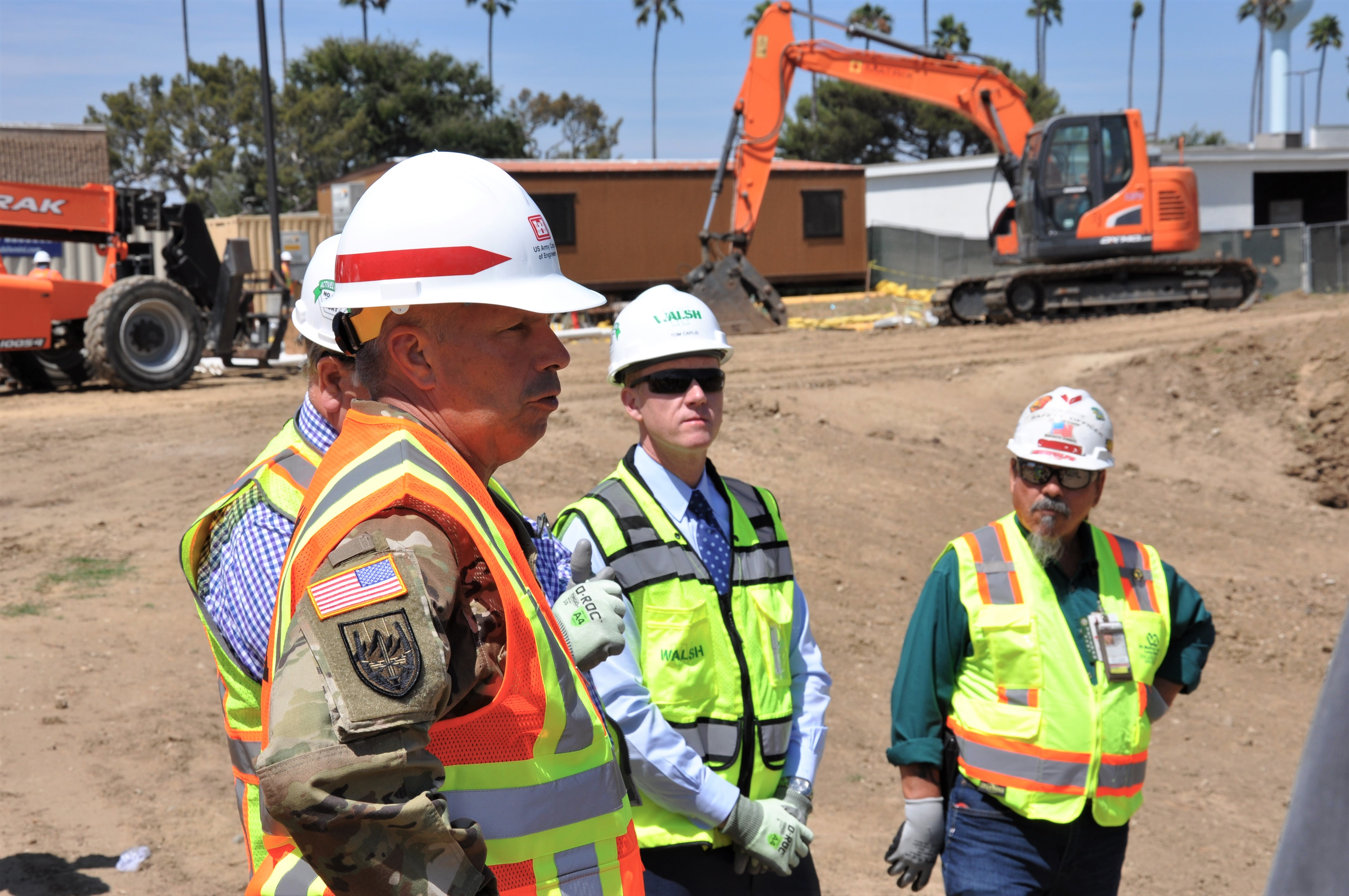 Top Corps General Tours Golden State Projects