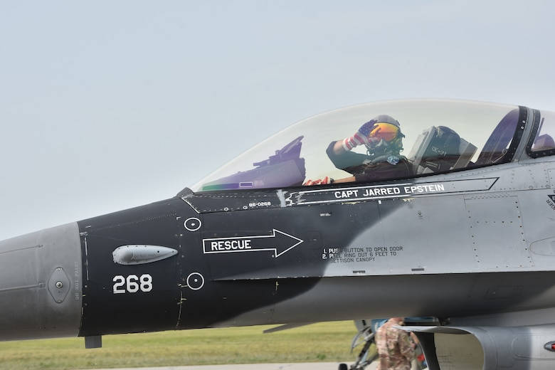 More than 12,000 people attended ALA 2019 where they saw a variety of static displays and aerial performances including the F-16 Fighting Falcon, F-22 Raptor, F-35A Lightning II, KC-135 Stratotanker and T-33 Acemaker.