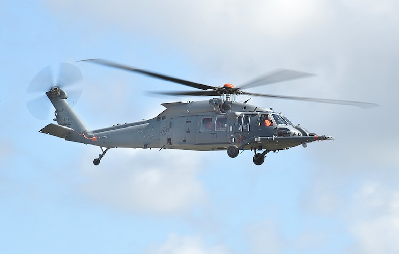 Air Force pilot flies HH 60W for first time > U.S. Air Force