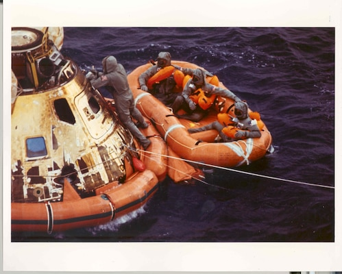 Rescue of Apollo 11