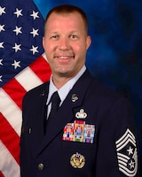 Official U.S. Air Force photo of Chief Master Sgt. Edwin Ludwigsen
