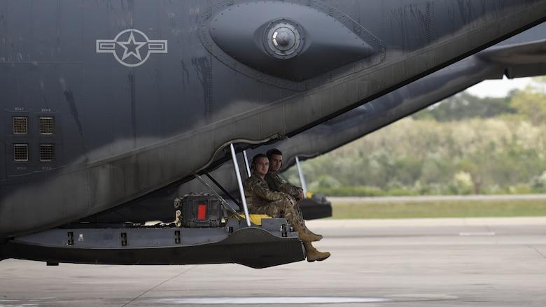 Final AC-130U Spooky returns from combat deployment