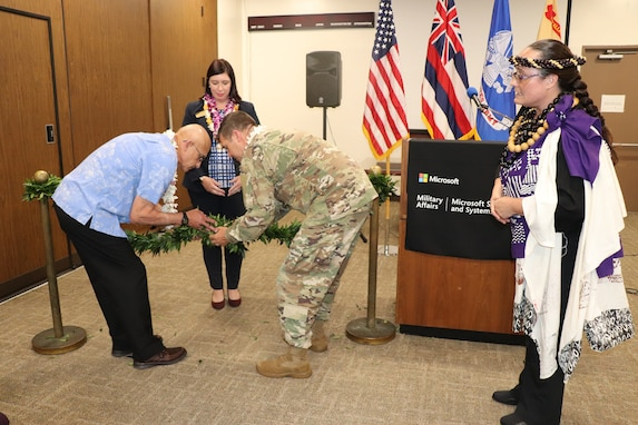 Microsoft opens latest IT academy at Schofield Barracks