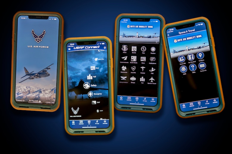 The 60th Air Mobility Wing is excited to announce the launch of its sub-app on the USAF Connect mobile application.