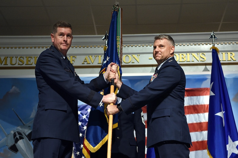 78th Air Base Wing Change of Command