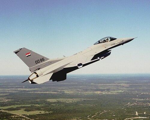 USAF begins new Egyptian F110 upgrade program