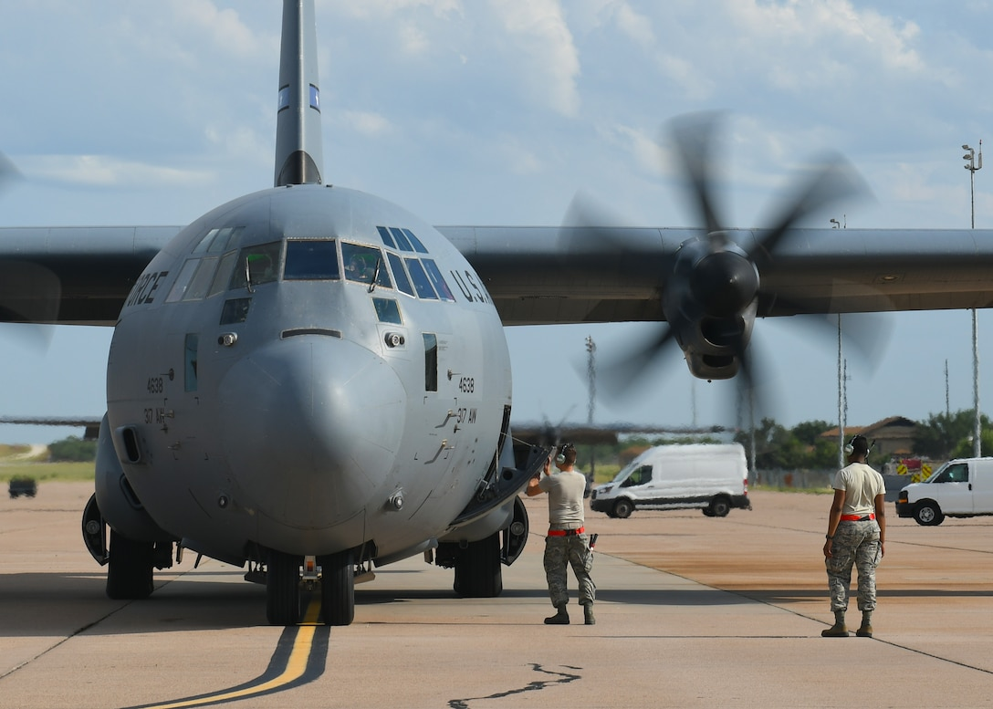 317th Airlift Wing deploys to Horn of Africa