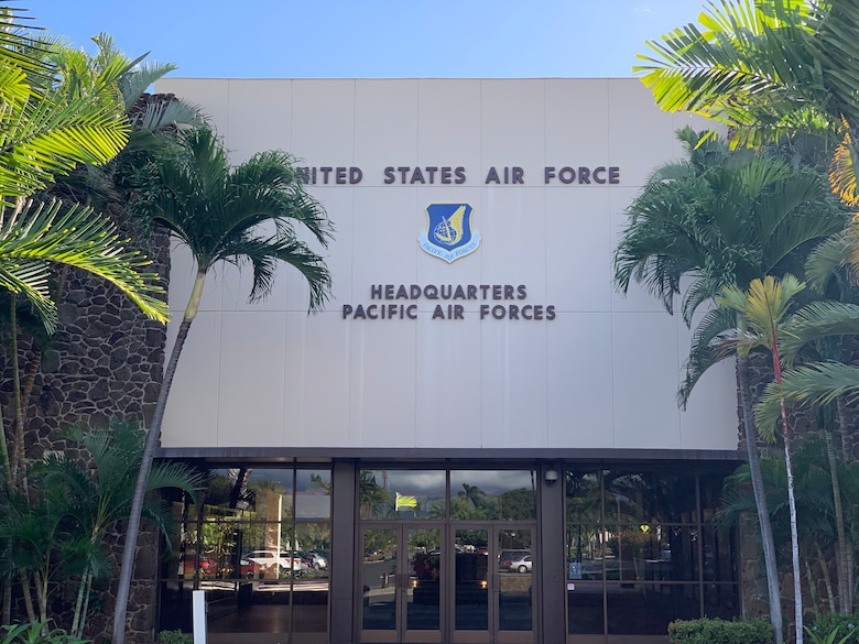 The Far East Air Forces (FEAF), or PACAF as we know it today, celebrates 75 years of service on August 3, 2019. PACAF's humble origins start as a subordinate command to the U.S. Army Forces Far East, headquartered in Brisbane, Australia, and led by Lt Gen George Kenney. By 1945, the command expanded to include three Numbered Air Forces supporting operations in the Pacific Theater. (Courtesy Photo)