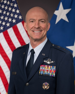 MAJOR GENERAL CHRISTOPHER AZZANO
