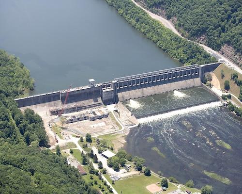 Bluestone Dam Edges Closer to Completion