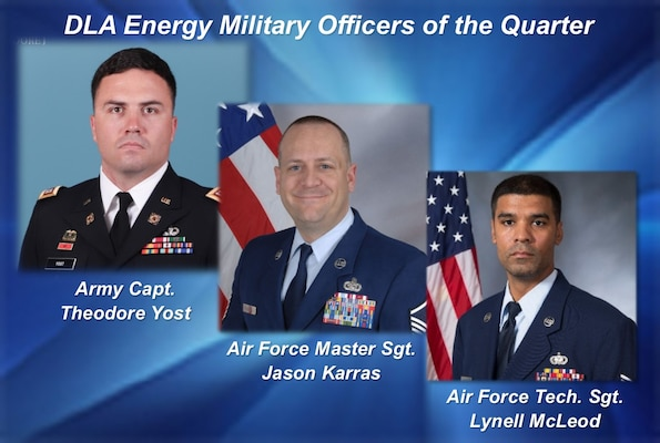 Third quarter military recognition