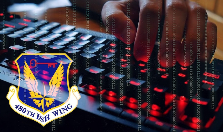 The 497th Intelligence, Reconnaissance and Surveillance Group has implemented a Software Development Team to drive mission success at Joint Base Langley-Eustis, Virginia. The SDT creates software solutions for in-house problems analysts face, and is staffed by a mixture of Airmen from various Air Force Specialty Codes throughout the group. (U.S. Air Force graphic by Alexx Pons)