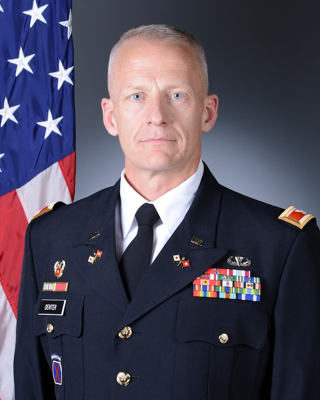 Col. Dean Denter