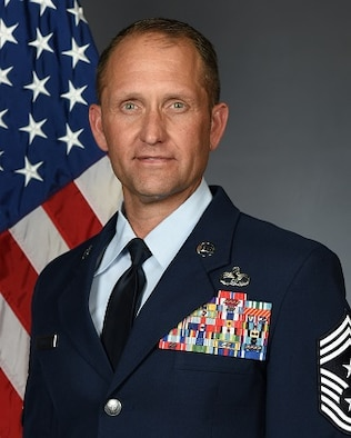 CHIEF MASTER SERGEANT JASON L. HODGES