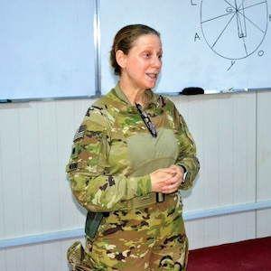 The 244th CAB helps mentor Iraqi Pilots
