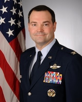 Colonel Michael B. Parks is the Vice Commander, 916th Air Refueling Wing, Seymour Johnson Air Force Base, North Carolina.