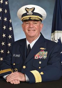 Photo of Rear Admiral Brendan C. McPherson
