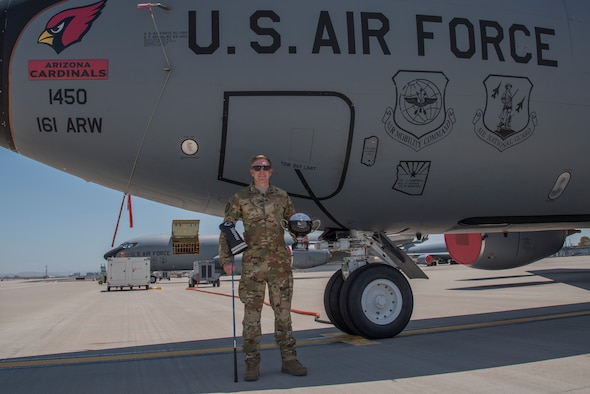 161st ARW Copperhead wins World Long Drive championship