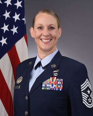 U.S. Air Force Chief Master Sgt. Katherine A. Grabham