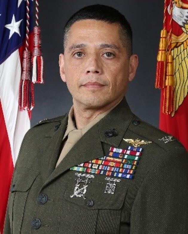 Colonel Eric Garcia
