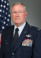 Col. Jeffrey A. Van Dootingh is the commander of the 403rd Wing, Keesler Air Force Base, Miss. (U.S. Air Force photo)