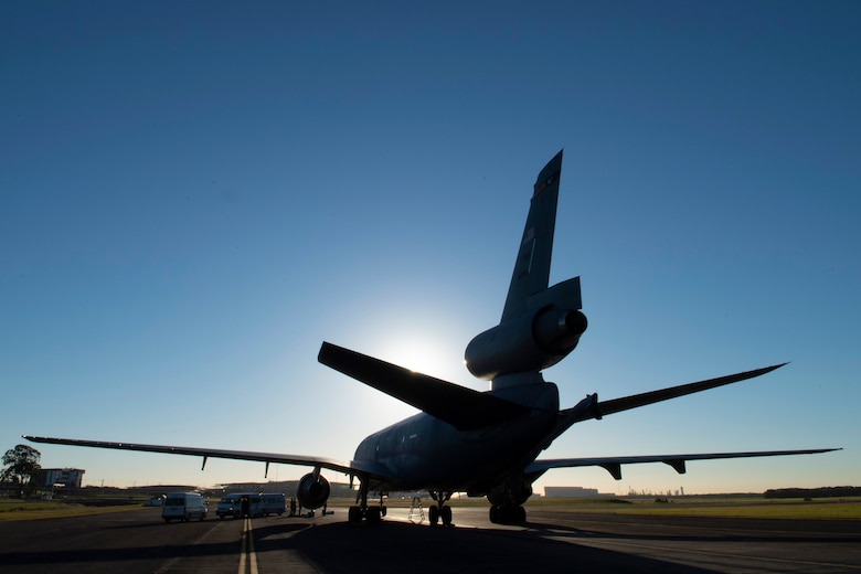 KC-10 supports major air operations for Exercise Talisman Sabre 19.