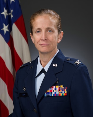 Col. Beth Dion, 60th Inpatient Operations Squadron commander, shares how being a military nurse molded her into the Airman and leader she is today. (Courtesy Photo)