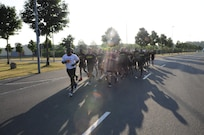 Leading By example, the 41st FAB NCOs