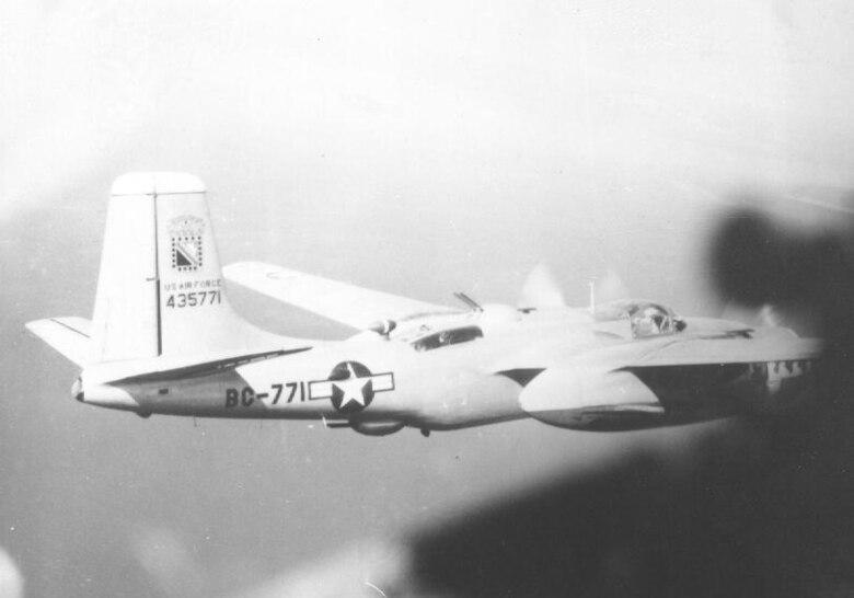 B-26 Flag Ship