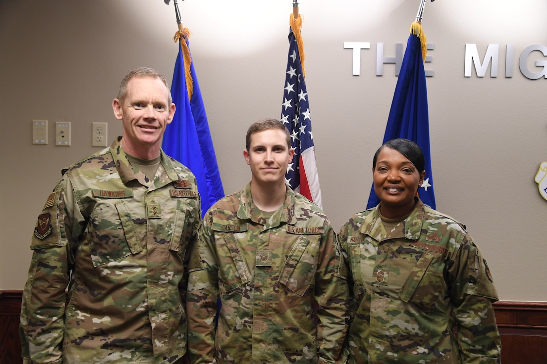 Congratulations to the Mighty Eighth's Newest Technical Sergeants
