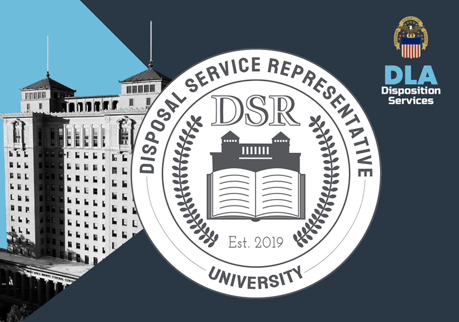 """More than a dozen """"DSR University"""" training sessions in Battle Creek July 23-25 will help the agency's front-line disposal specialists provide world-class support to warfighters at sites around the world."""