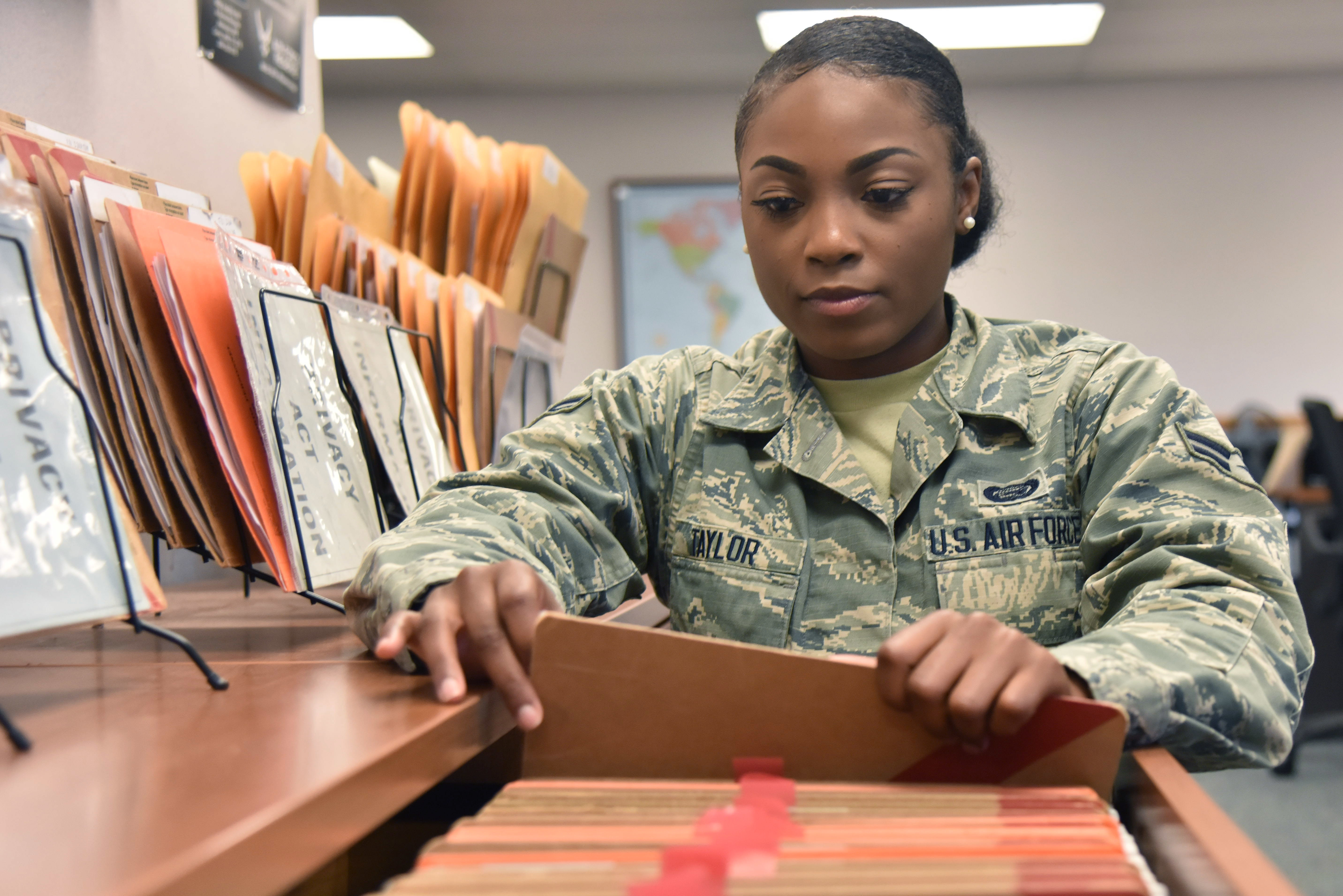 Air Force Permanent Change of Station Assignment Policies