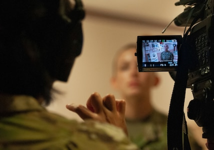 Public affairs Soldiers prepare for the future