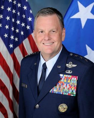 """Lt. Gen. Marshall B. """"Brad"""" Webb"""