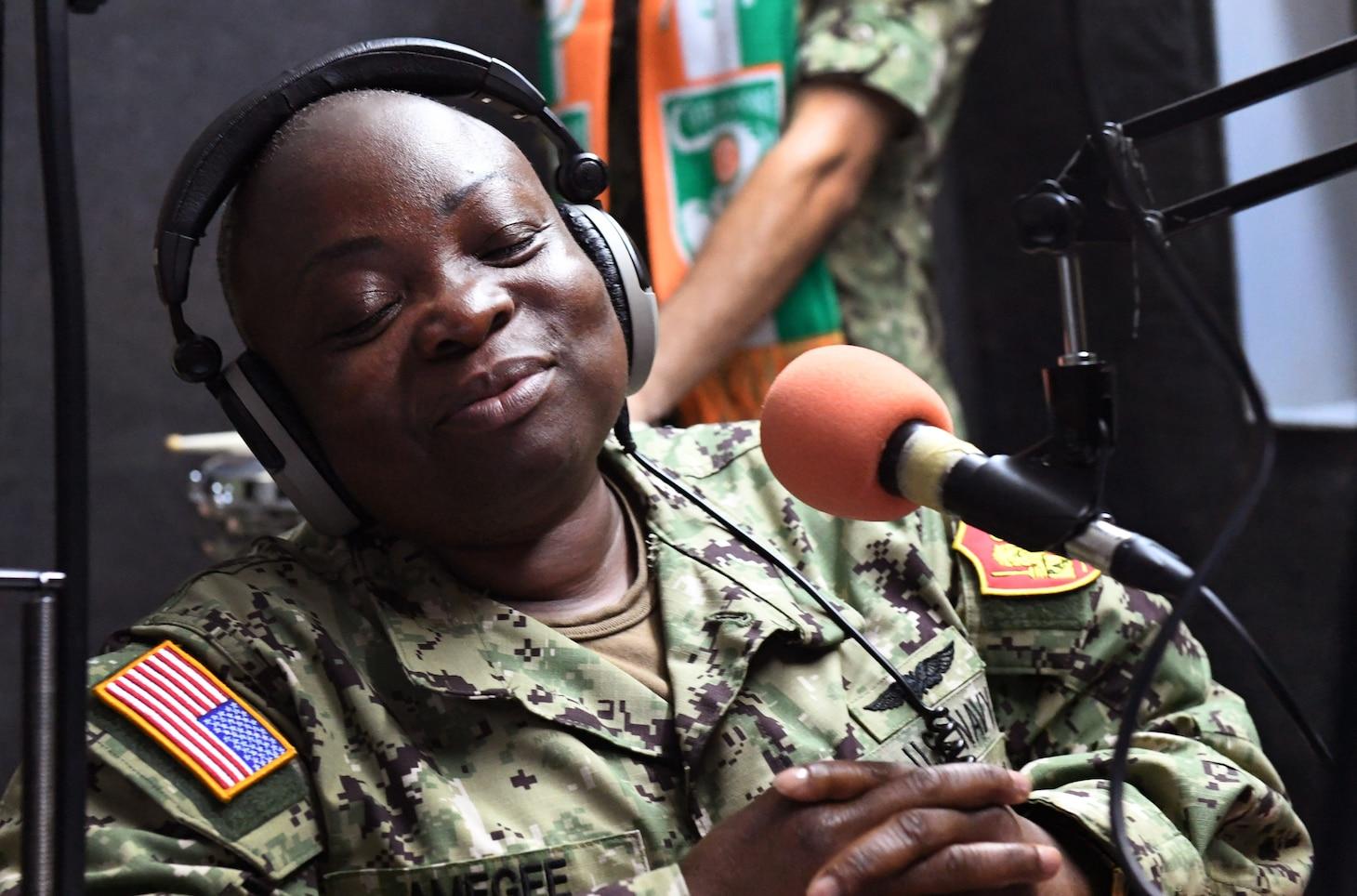 Lt. Lynda Amegee