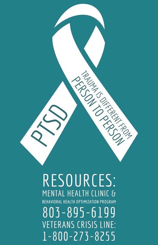 Post-traumatic stress disorder (PTSD) affects 7-8% of the U.S. population.