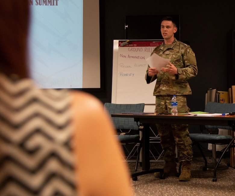Peterson defenders host first-ever Suicide Prevention Summit