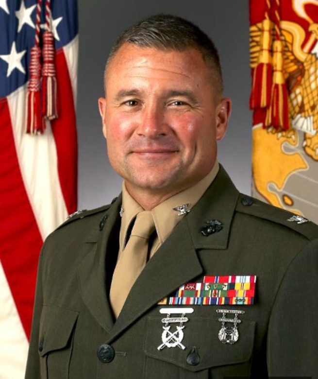 Col. Good Bio Photo