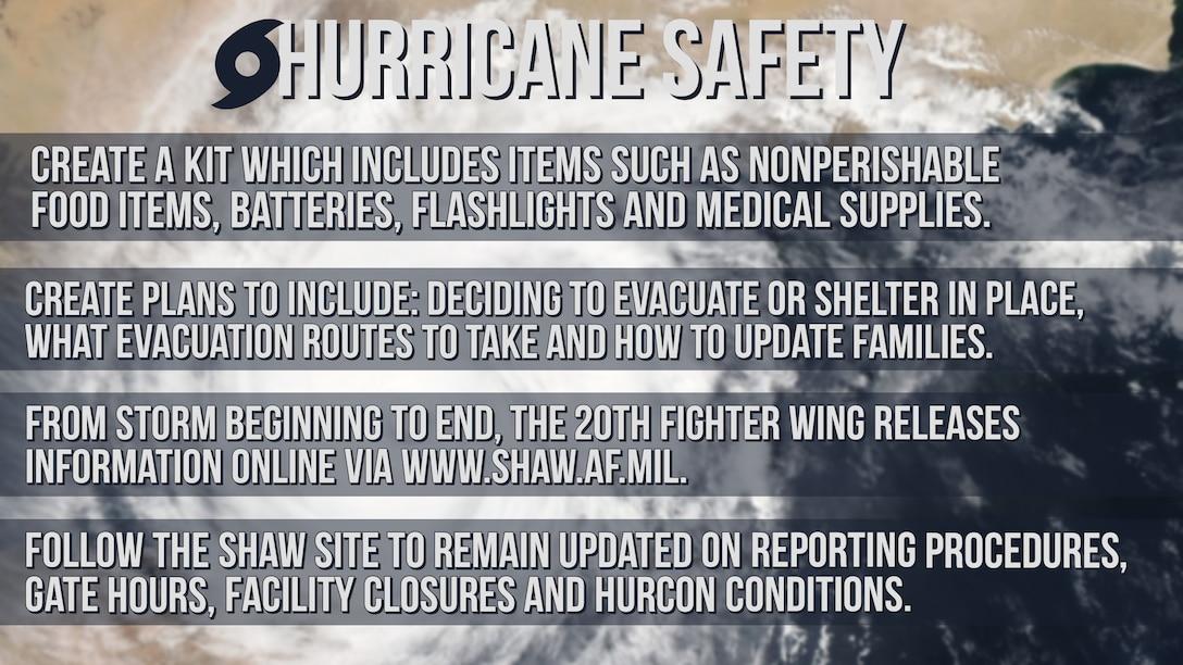 The U.S. hurricane season is from June 1 to November 30.