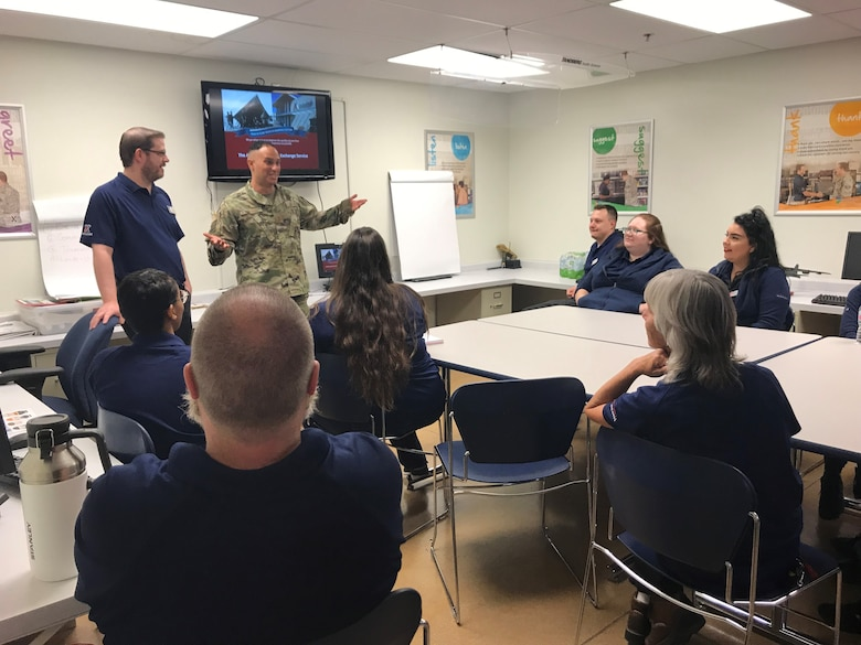 Exchange Senior Enlisted Advisor Focuses on Serving Airmen at Minot AFB