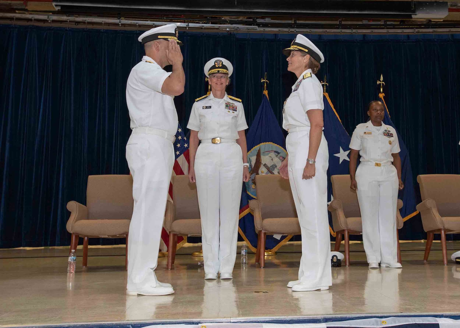 Menoni Takes Helm as Commander of Joint Region Marianas