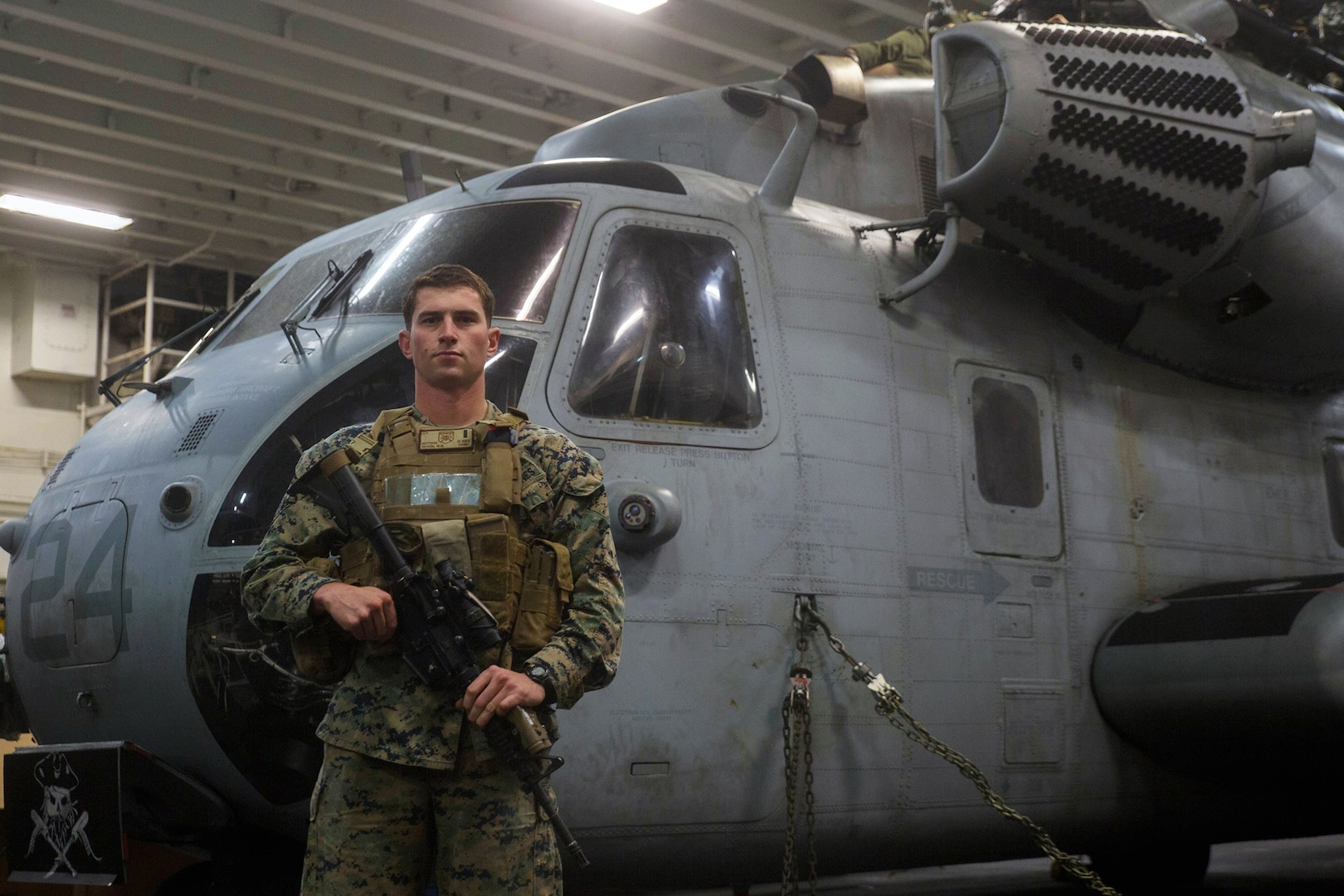 Get to the Chopper: Air Assault Company