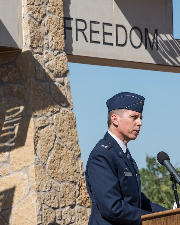 New memorial honors 79 fallen Dyess Airmen