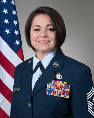 Chief Master Sgt. Kelly Bongiovi