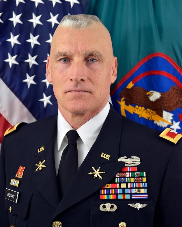 COL Chris Williams Commander, 100th Missile Defense Brigade (Ground-based Midcourse Defense)