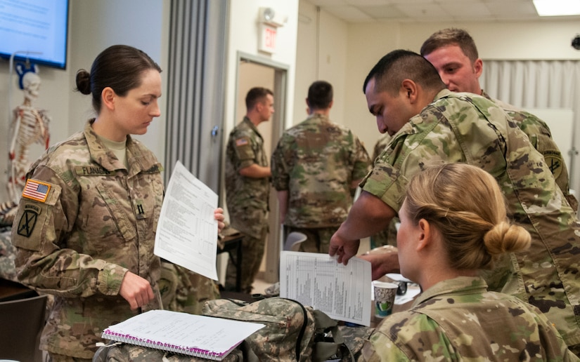 Combat lifesaver course brings new challenges for Soldiers
