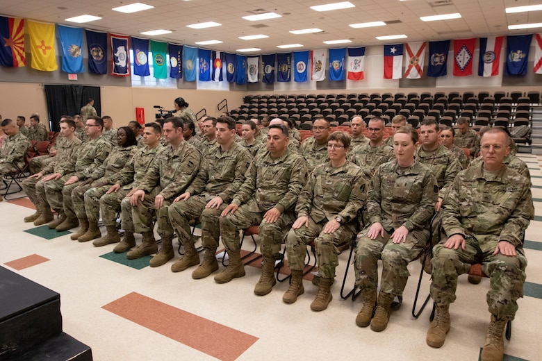 Soldiers celebrate induction into the noncommissioned officer corps
