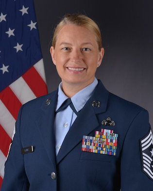 Chief Master Sergeant Amy L. Long is the Command Chief for the Air Force Technical Applications Center, Patrick Air Force Base, Florida, where she advises the AFTAC wing commander on matters concerning the readiness, utilization, training, morale and welfare of the 1,000- member center and its 14 detachments around the globe who support AFTAC's international treaty monitoring activities.