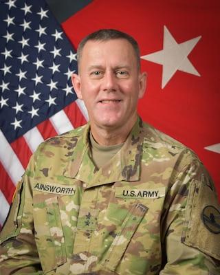 Major General Steven W. Ainsworth